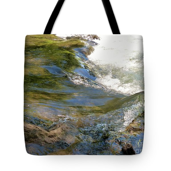 Nature's Magic Tote Bag