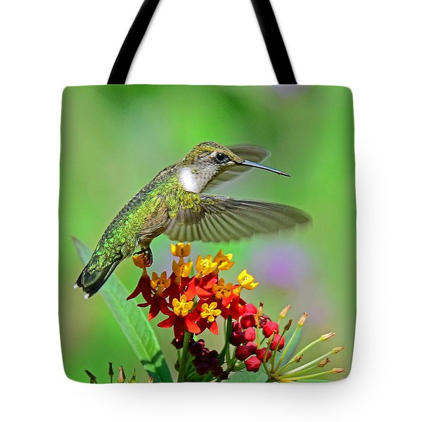 Tote Bag featuring the photograph Nature's Majesty by Rodney Campbell