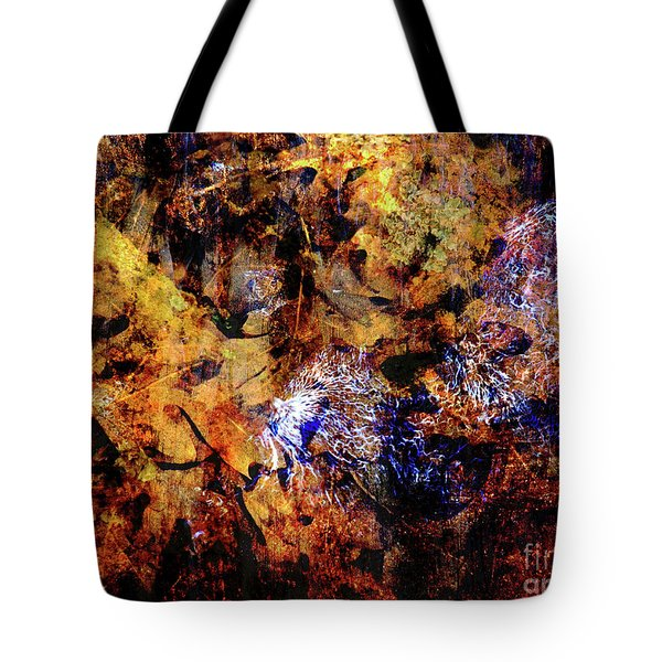 Natures Music Tote Bag by Robert Ball