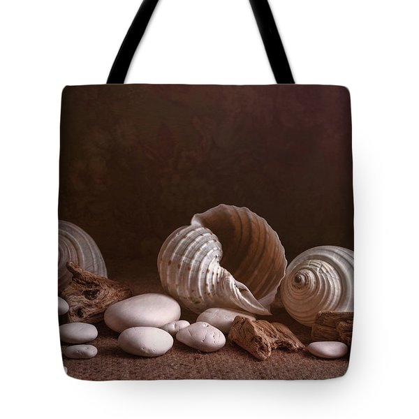 Natures Objects Still Life Tote Bag