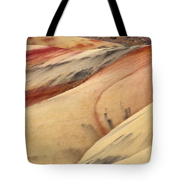 Nature's Palette Tote Bag by Mike  Dawson