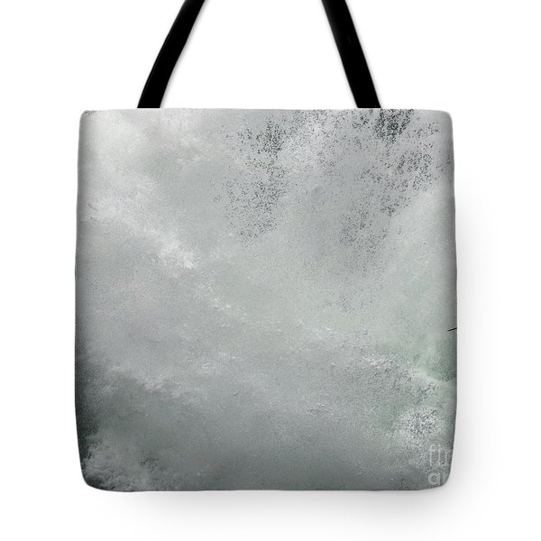 Tote Bag featuring the photograph Nature's Power by Peggy Hughes