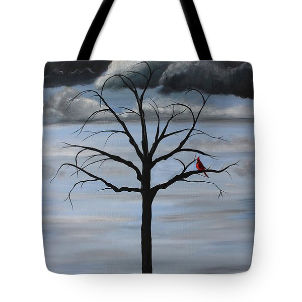 Nature's Power Tote Bag