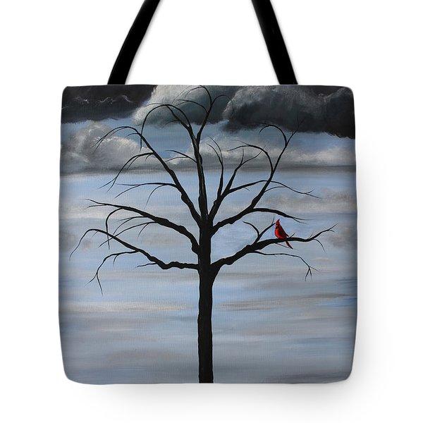 Nature's Power Tote Bag