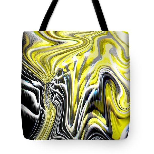 Natures Release Tote Bag by Tim Allen