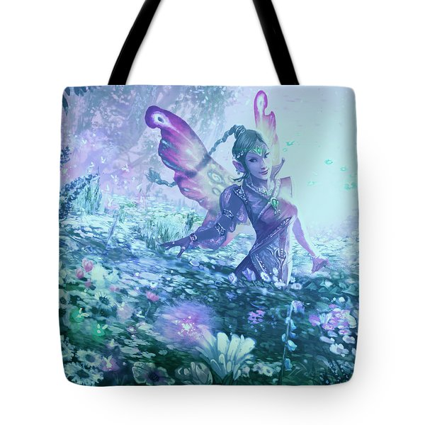 Nature's Renewal Tote Bag