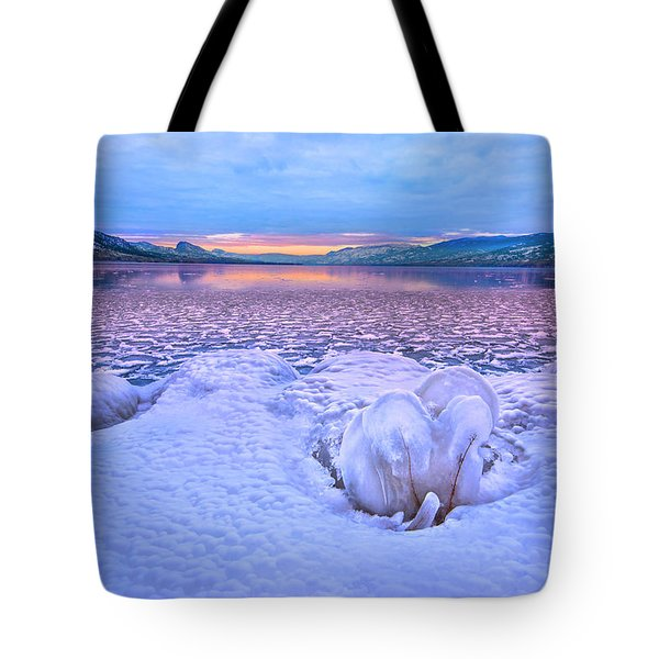 Tote Bag featuring the photograph Nature's Sculpture by John Poon