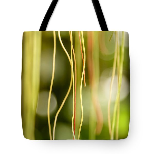Nature's Strings Tote Bag