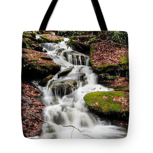 Natures Surprise Tote Bag by Debbie Green