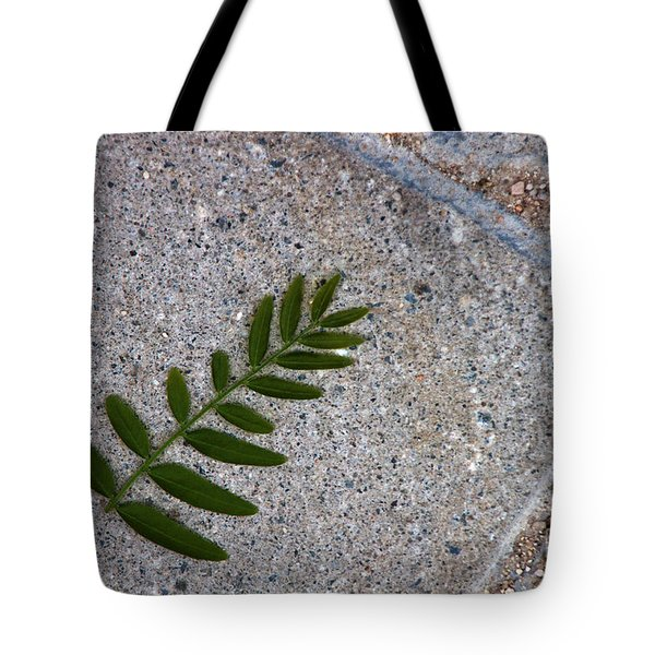 Tote Bag featuring the photograph Nature's Trace by Ana Mireles