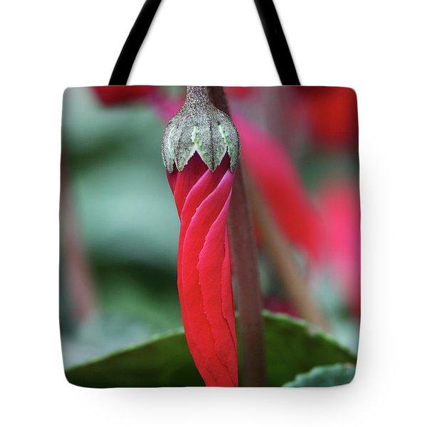 Natures Umbrella Tote Bag
