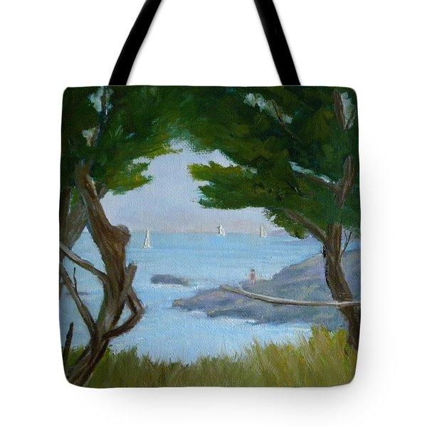 Nature's View Tote Bag