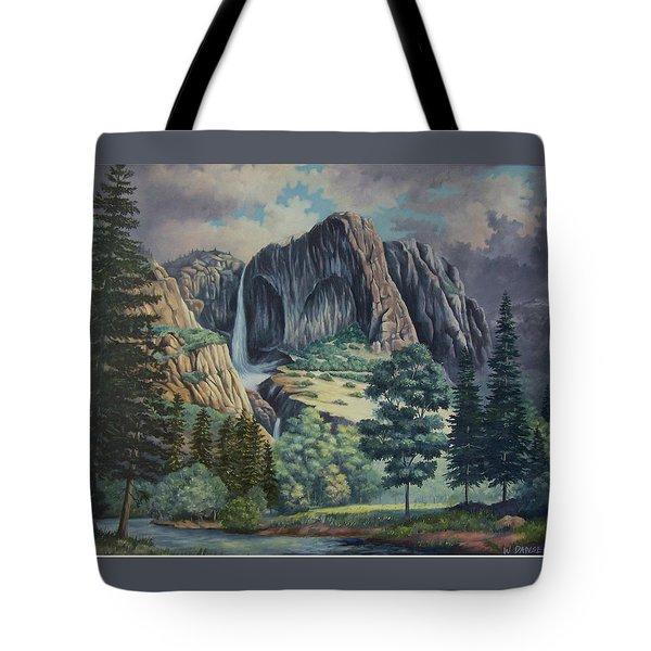 Natures Wonder Tote Bag by Wanda Dansereau