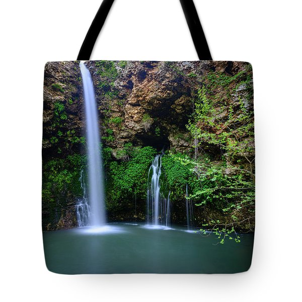 Nature's World Tote Bag