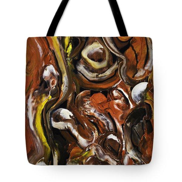 Naughty Boy Tote Bag