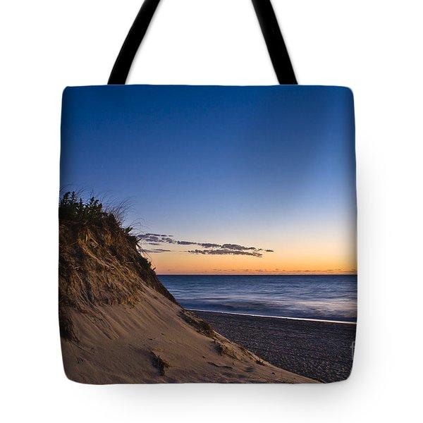 Nauset Beach Sunrise Tote Bag