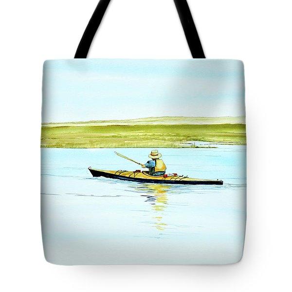 Nauset Kayaker Tote Bag