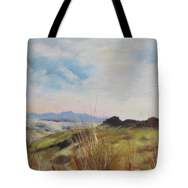 Nausori Highlands Of Fiji Tote Bag