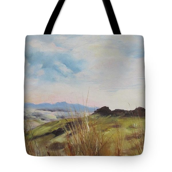 Nausori Highlands Of Fiji Tote Bag