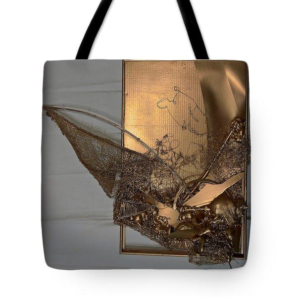 Nautical Abstract #11518 Tote Bag