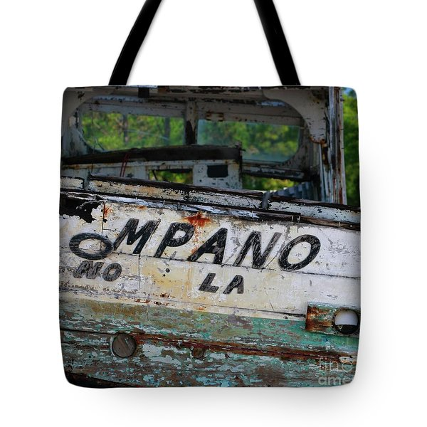 Tote Bag featuring the photograph Nautical Miles by Lori Mellen-Pagliaro