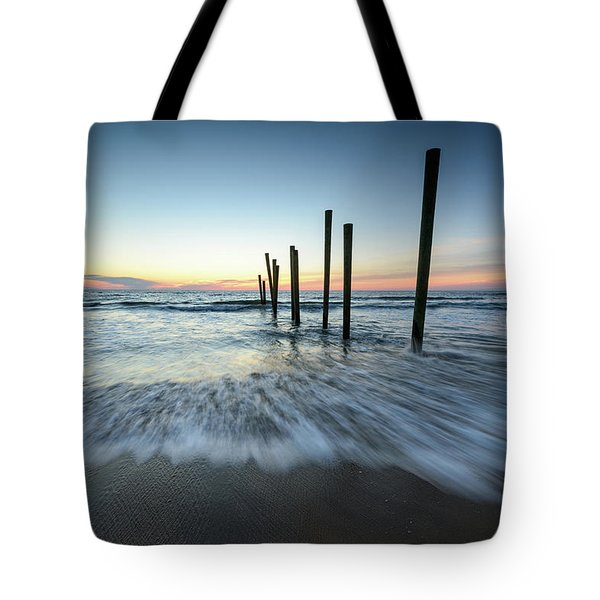 Nautical Mystique Tote Bag