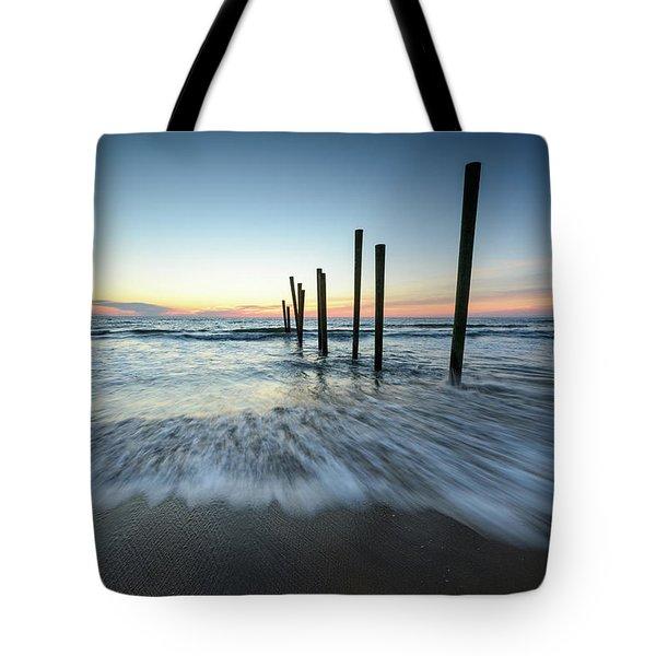Nautical Mystique Tote Bag