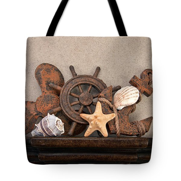 Nautical Still Life IIi Tote Bag