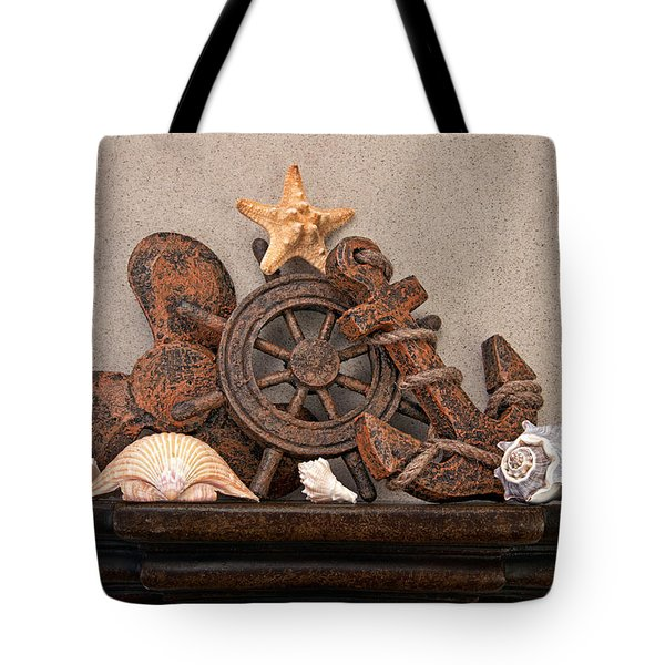 Nautical Still Life Iv Tote Bag