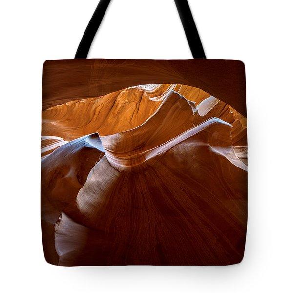 Nautilus Tote Bag by Dustin  LeFevre