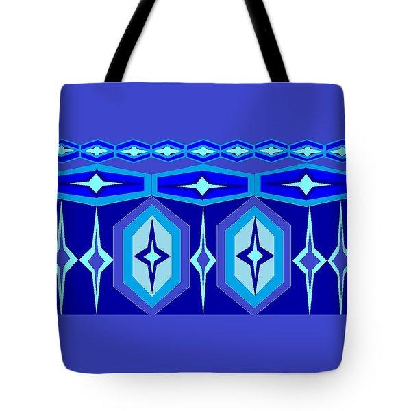 Navajo 7 Tote Bag