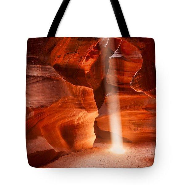 Navajo Light Tote Bag