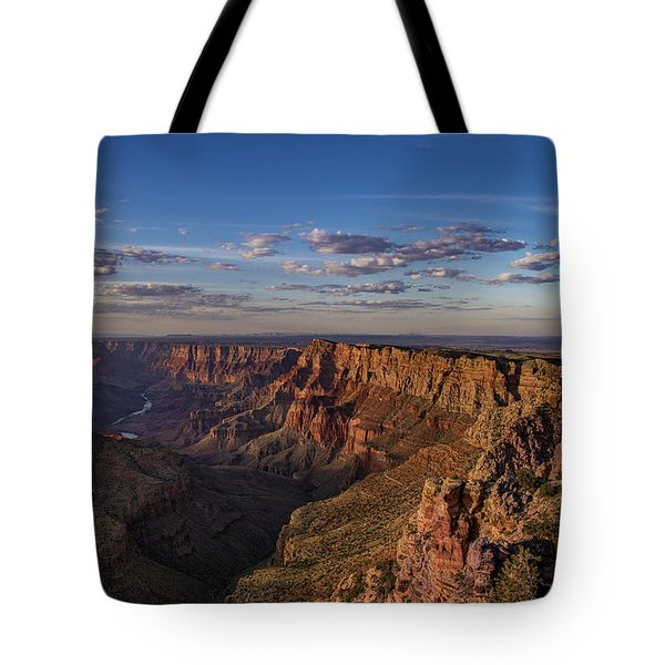 Tote Bag featuring the photograph Navajo Point by Phil Abrams