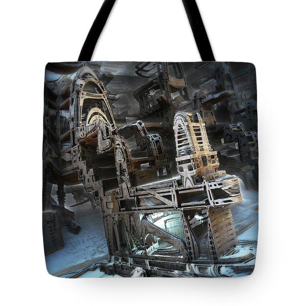 Navigators Station Tote Bag