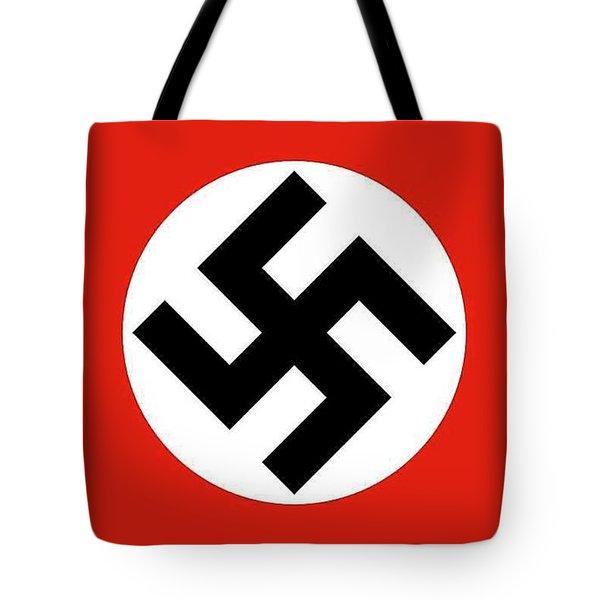 Nazi Flag 1920-1945 Tote Bag