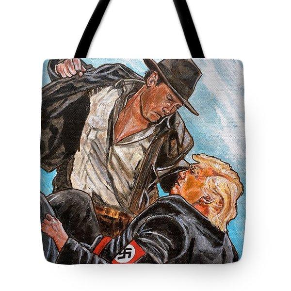 Nazis. I Hate Those Guys. Tote Bag