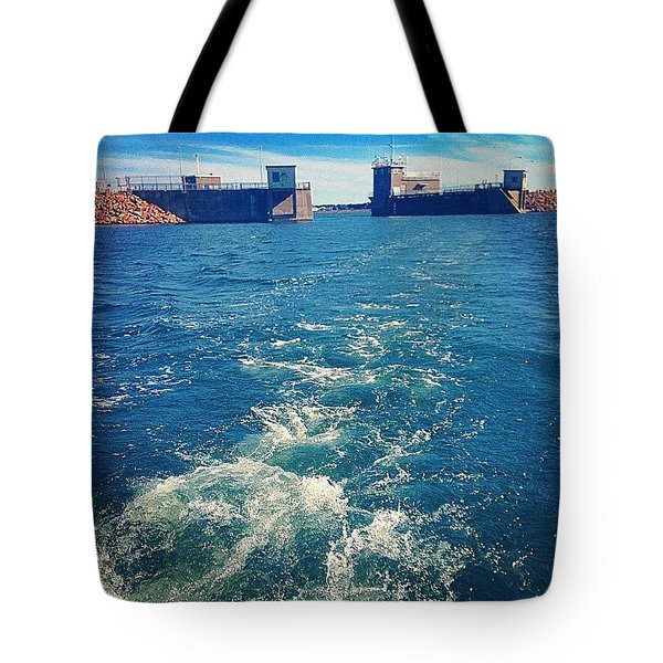 Leaving It All Behind For A Day Tote Bag