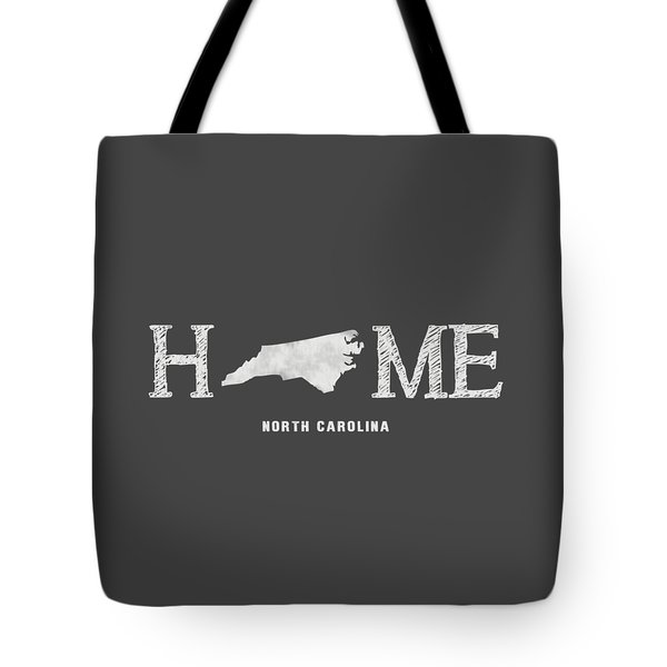 Nc Home Tote Bag by Nancy Ingersoll