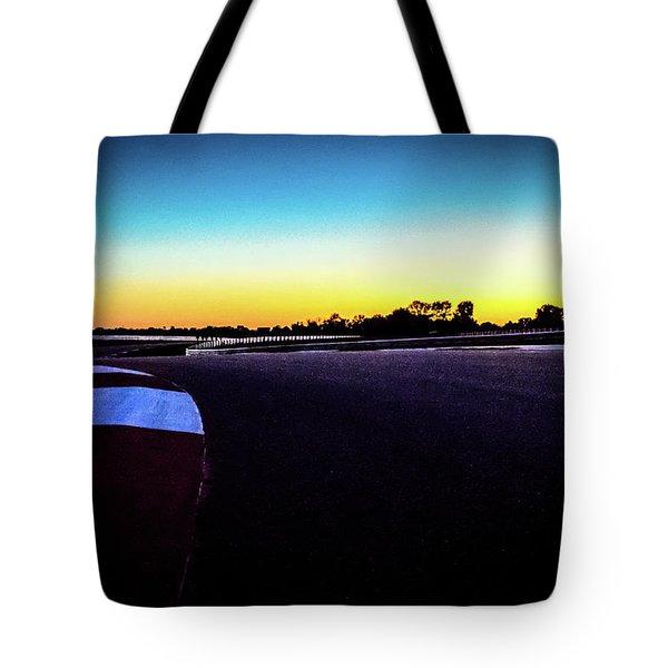 Ncm Motorsports Park - Bowling Green Ky Tote Bag