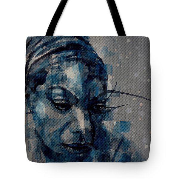 Ne Me Quitte Pas  Tote Bag by Paul Lovering