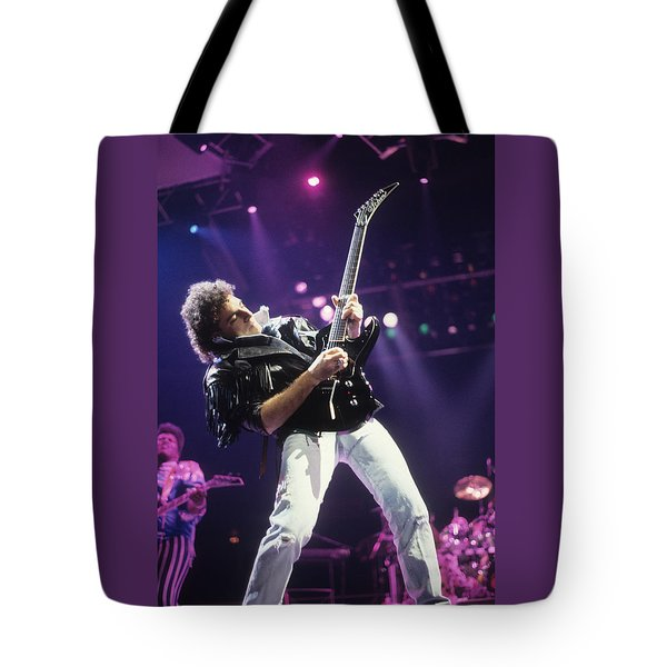 Neal Schon Tote Bag