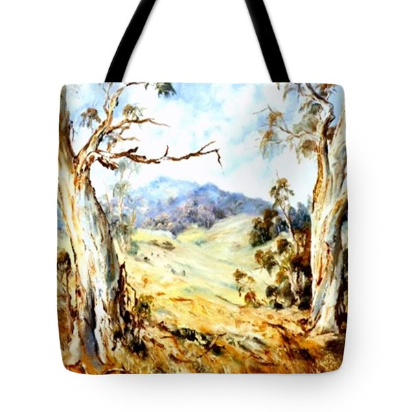 Near Avoca Tote Bag