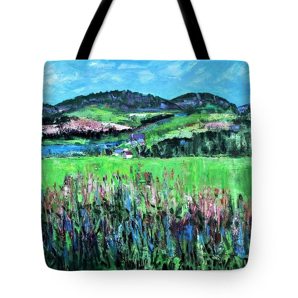Near Cooperstown Tote Bag