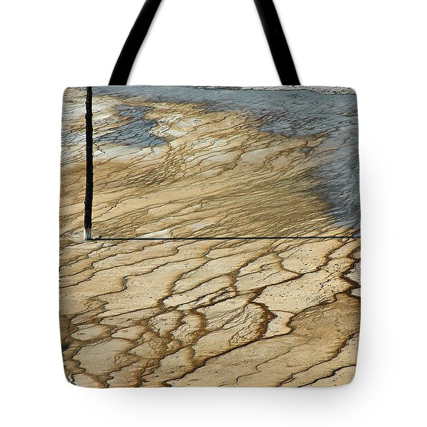 Near Grand Prismatic Tote Bag