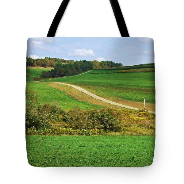 Near Horizons Tote Bag