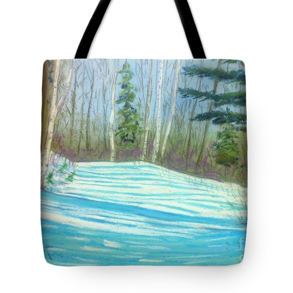 Near Hubbards Tote Bag by Rae  Smith  PAC