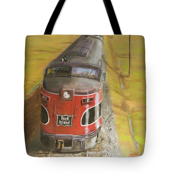 Near Thistle  Ks Tote Bag by Christopher Jenkins