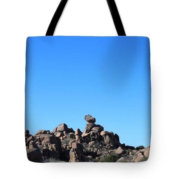 Tote Bag featuring the photograph Near Wickenburg, Az by Antonio Romero