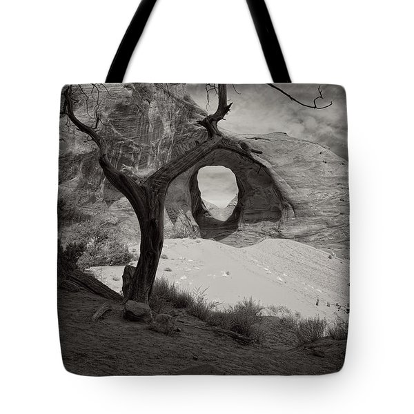 Nearer To Thee Tote Bag