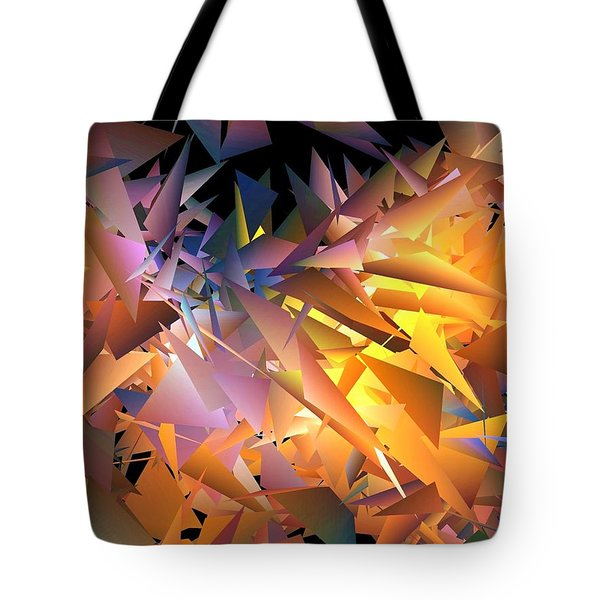 Nearing Tote Bag